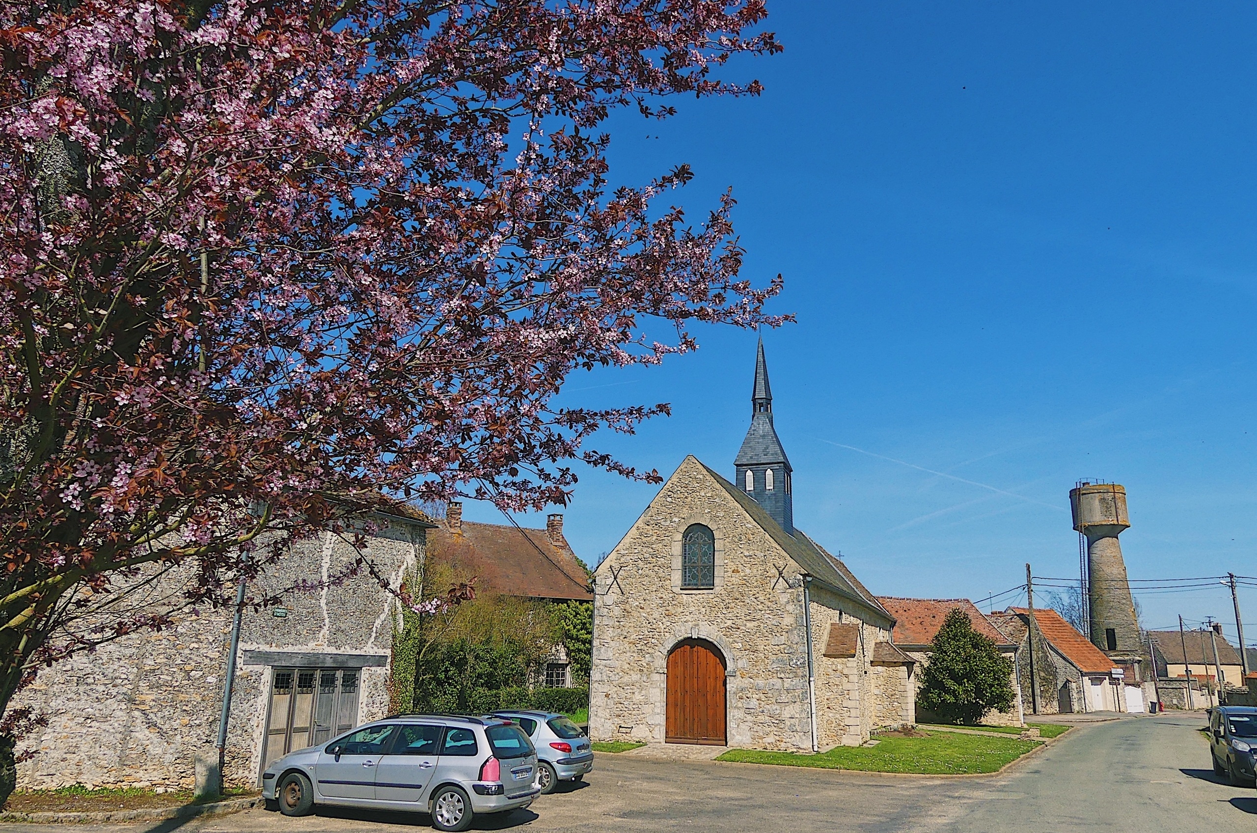 Eglise Richarville