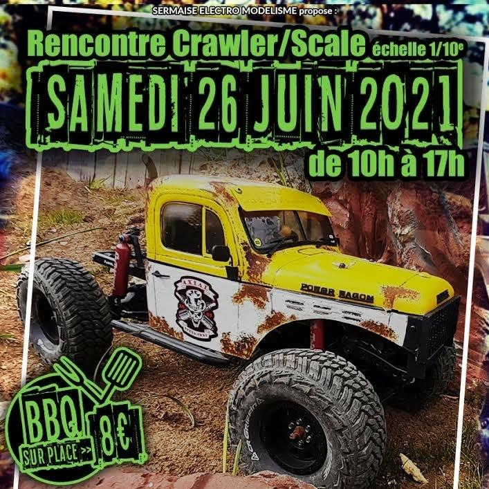 Rencontre Crawler/Scale
